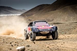 Peugeot Sport Team Paris Dakar 2018