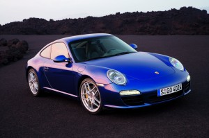 Porsche 911 Carrera S Ph.2 997