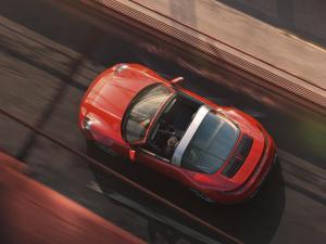 porsche 911 Targa 4 992-2