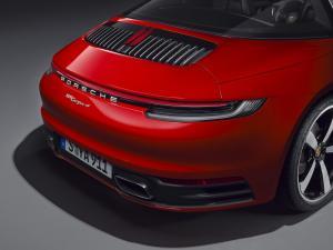 porsche 911 Targa 4 992-8
