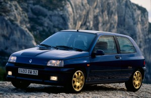 Renault Clio Williams