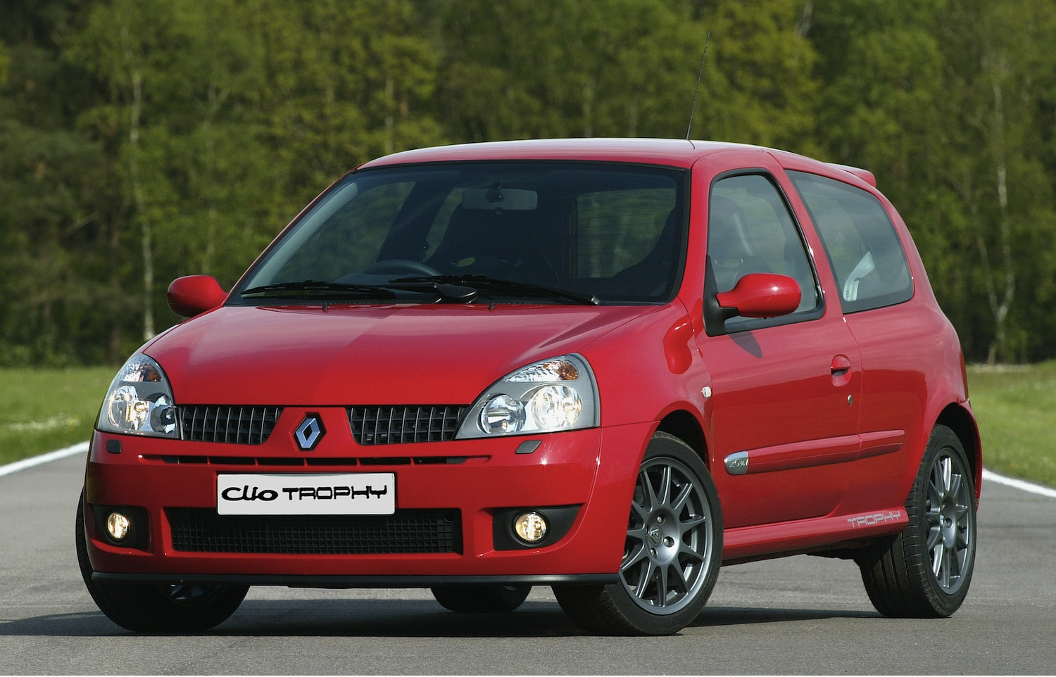 renault clio 2 rs trophy c2rs trophy. Black Bedroom Furniture Sets. Home Design Ideas