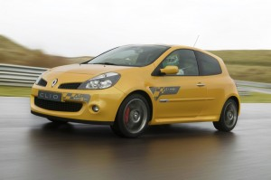Renault Clio 3 RS R27 F1 Team