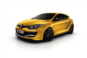 Renault Mégane 3 RS trophy 275