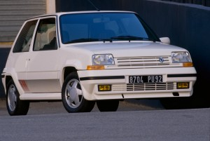 Renault Supercinq GT Turbo Phase 2