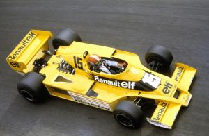 Renault F1 40 ans 1977-2017