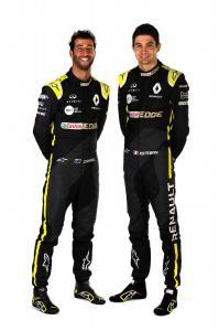 21239452 Saison 2020 Renault F1 Team