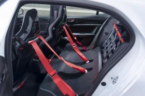 Megane R.S. Trophy-R interior rear