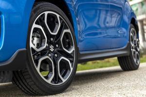 Suzuki Swift Sport hybrid 16