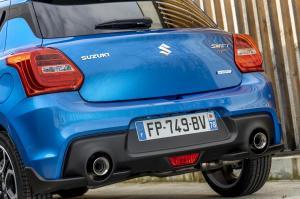 Suzuki Swift Sport hybrid 19