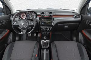 Suzuki Swift Sport hybrid 20
