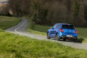 Suzuki Swift Sport hybrid 8