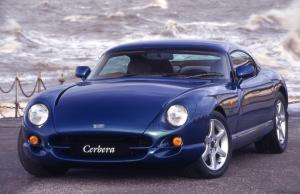 TVR Cerbera 4L2 V8 AJP