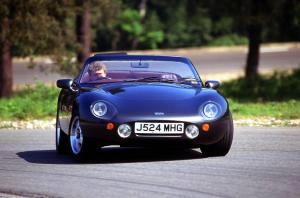 TVR Griffith 430 Mk2