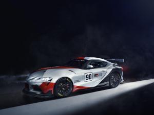 Toyota Supra GT4 Concept 2019