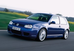 Volkswagen Golf 4 R32