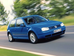 Volkswagen Golf 4 V6 4Motion