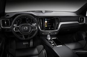 230829 New Volvo S60 Polestar Engineered interior