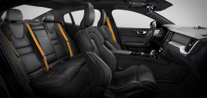 230830 New Volvo S60 Polestar Engineered interior