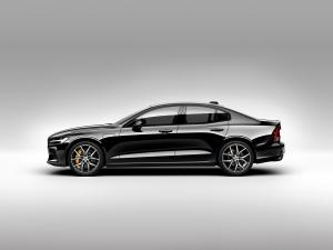 230833 New Volvo S60 Polestar Engineered exterior