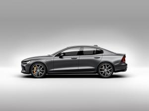 238934 New Volvo S60 Polestar Engineered exterior
