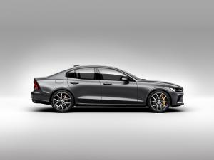 238936 New Volvo S60 Polestar Engineered exterior