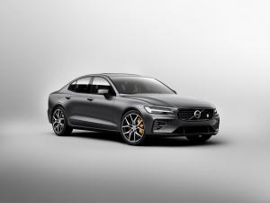 238938 New Volvo S60 Polestar Engineered exterior