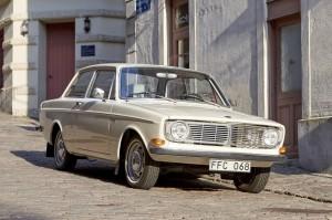 Volvo Série 140