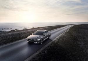 230751 New Volvo S60 Inscription exterior