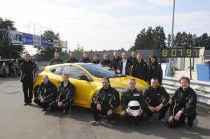 MOTORSPORT / 2011 WSR NURBURGRING