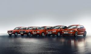 """Techno Classica 2015: Volkswagen Classic feiert ?40 Jahre Polo"""""""