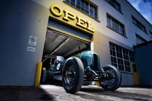 Opel Green Monster - Monstre Vert