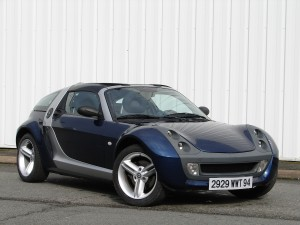 smart Roadster Coupé 82 ch (60 kw)