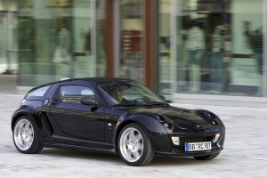 smart Roadster Coupé Brabus
