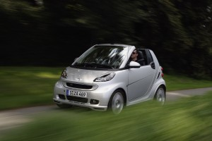 smart fortwo Brabus 451