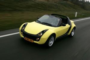 smart Roadster 82 ch (60 kw)